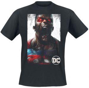 DCeased superman t shirt