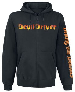 album circle devildriver hoodie