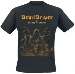Dealing Shadows DevilDriver T-Shirt