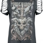 powerwolf t shirts at EMP