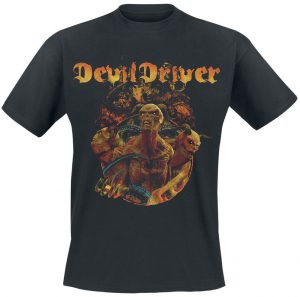 Keep Away From Me DevilDriver T-Shirt