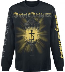 Lantern Long Sleeved DevilDriver T-Shirt
