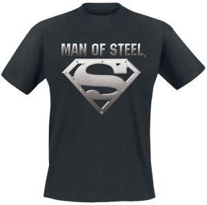 man of steel superman t shirt