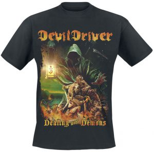 Vengeance Is Clear DevilDriver T-Shirt