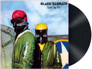 black sabbath never say die vinyl lp