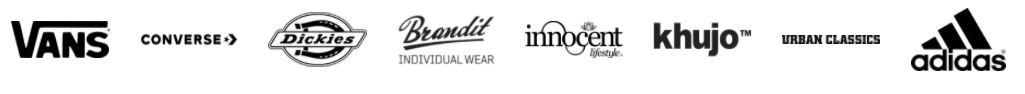 alternative fashion brands logos