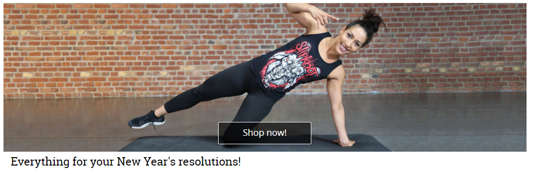 shop everything for new years resolutions at emp