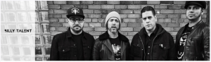 Billy Talent banner image