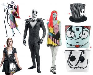 TNBC cosplay ideas