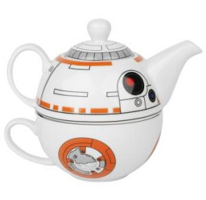 bb8 teapot and cup