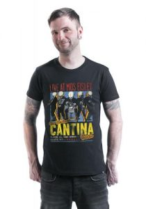 cantina band on tour t shirt