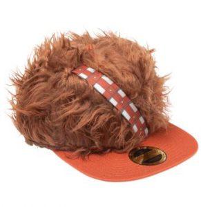 furry chewbacca snapback baseball cap