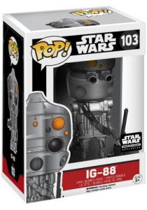 ig88 funko pop figure