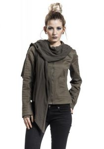 jyn erso jacket and scarf