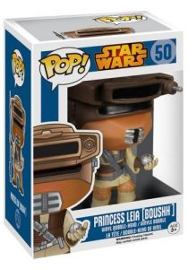 princess leia boushh funko pop