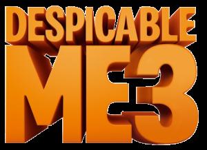 despicable me 3 logo