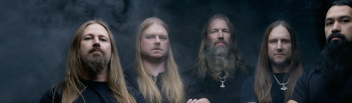 amon amarth at EMP