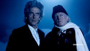First and Twelfth Doctors