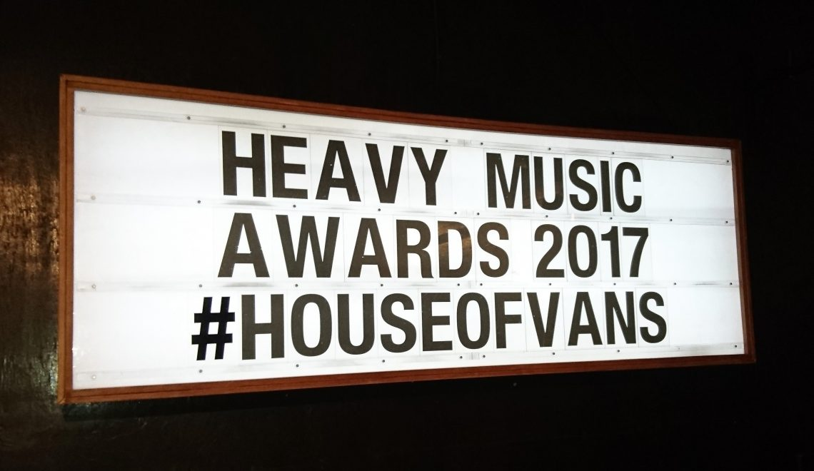 house of vans awards