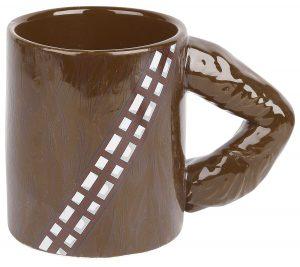 chewbacca arm mug