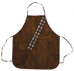 chewbacca kitchen apron