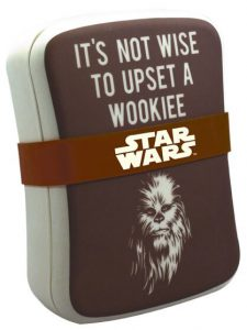 chewbacca lunch box