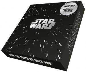 star wars collectors calendar box set