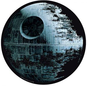 death star mouse pad