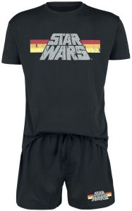star wars vintage pyjama set