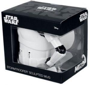 stormtrooper 3d arm mug