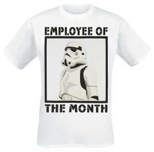 star wars stormtrooper employee of the month t shirt