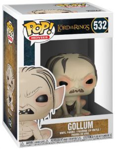 gollum funko pop