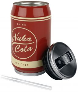 nuka cola metal drinks can