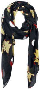 pikachu scarf