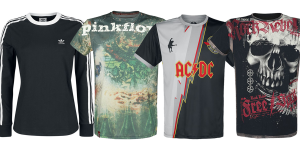new t shirts at EMP