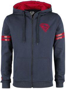 superman zip hoodie