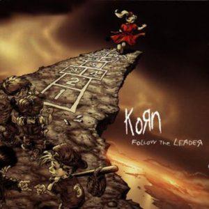 korn follow the leader CD album cover